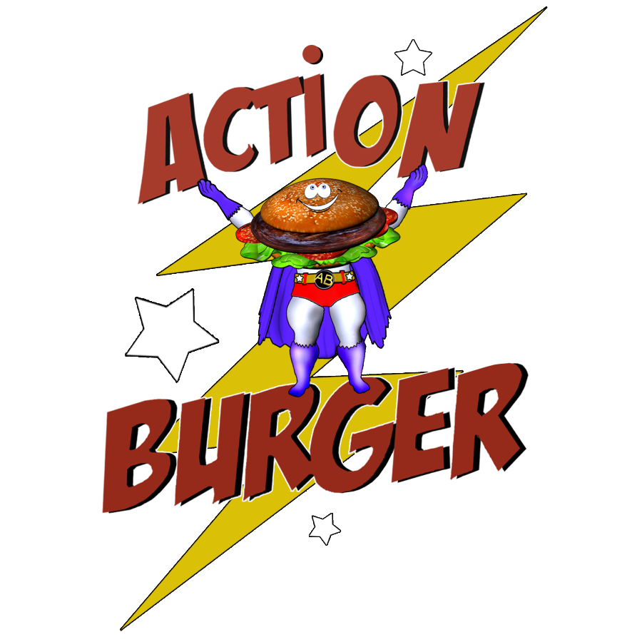 action burger