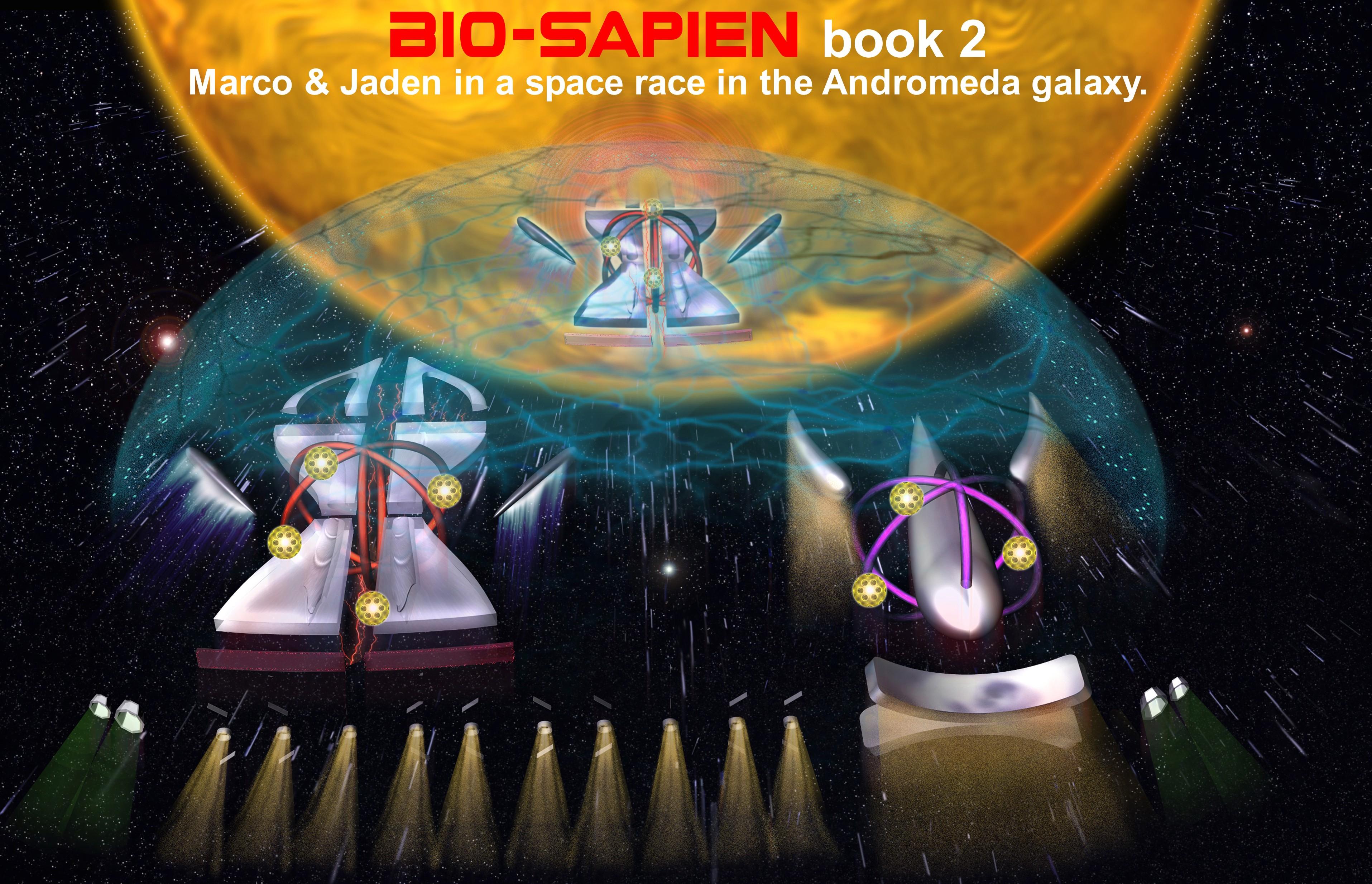spacerace bio-sapien